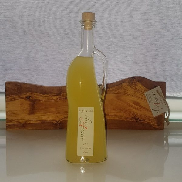 fles limoncello