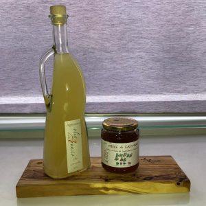 pakket 3 limoncello, honing, planje